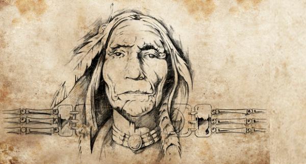 Sziú/dakota nyelvteszt