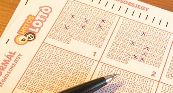 Számok, amiket régóta nem húztak ki a 6-os lottón - kalkulátor