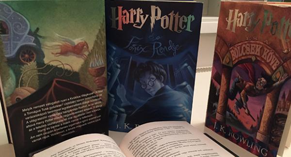 Harry Potter teszt - alapfok