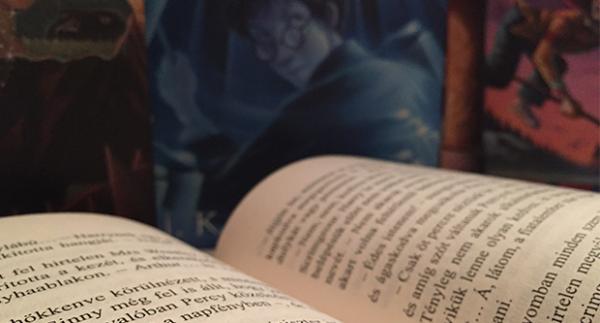 Harry Potter teszt - felsofok