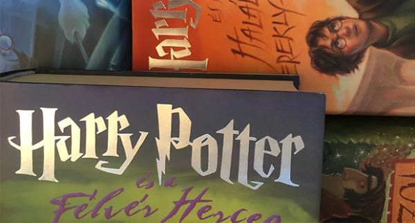 Harry Potter teszt - extra nehéz fok