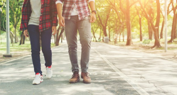 Gyaloglással a fogyásért és az egészségért
