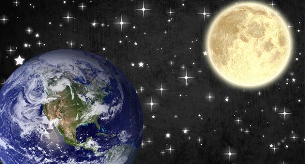 Milyen messze van autóval a Földről a Hold?